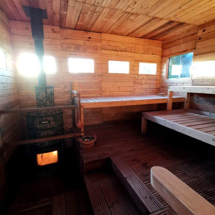 Beach Box Spa - Big Banya new
